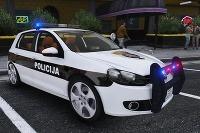 Polícia Bosna a Hercegovina