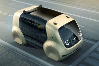 SEDRIC Self driving car