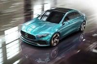 Mercedes A coupe a