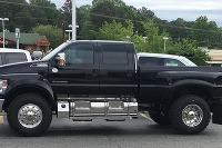 Shaq Ford f650