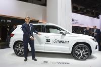 SEAT bude mať integrované Waze