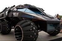 MarsRover a batmobil v