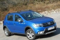 Dacia Sandero Stepway Outdoor 0,9 TCe