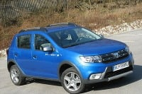 Dacia Sandero Stepway Outdoor
