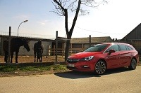 Opel Astra Sports Tourer 1,6 SIDI