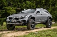Mercedes E All Terrain 4x4 na druhú