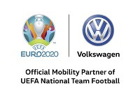 Volkswagen nový partner UEFA EURO 2020