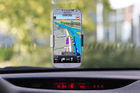 Sygic Car Navigation  - Parkopedia