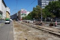 Ministerstvo zastavilo rekonštrukciu električkovej
