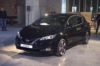 Nissan Leaf dorazil na Slovensko