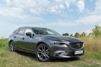 Mazda 6 Wagon 2.2 Skyactiv-D Revolution Top
