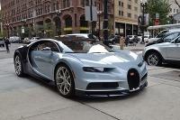 Bugatti Chiron musí do servisu