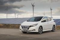 Nissan Leaf už vo