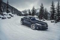 Tesla Model S v Nórsku