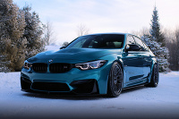 BMW M3 Atlantis Blue