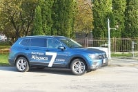 VW Tiguan Allspace 2.0 TDI Comfortline