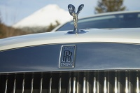Rolls Royce Winter Drive