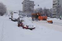 Sneženie v Moskve