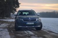 Škoda Kodiaq Scout 2,0 TDI 140 kW AT