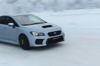 Subaru Snow Drive Days 2018