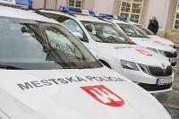 Mestská polícia v Bratislave
