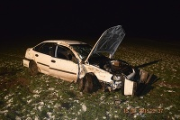 Nehoda Renault Laguna
