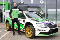 Škoda vstupuje do slovenského motorsportu