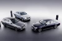 Hybridy Mercedes
