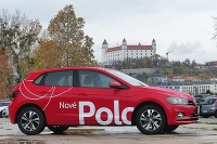 VW Polo Comfortline 1.0 TSI