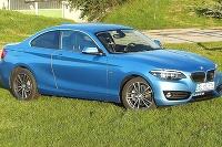 BMW 220d Coupé Sport Line