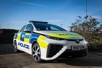 Toyota Mirai v službách londýnskej polície