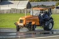 Najrýchlejší traktor na svete