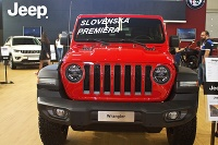 Jeep Wrangler Autosalón BA