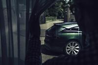 Tesla Model S Shooting