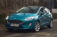 Ford Fiesta 1,0 Ecoboost