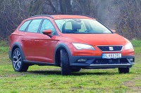SEAT Leon XPERIENCE 2.0 TDI 4Drive 7-DSG