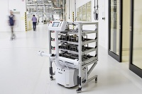 Škoda Auto má autonómneho transportného robota