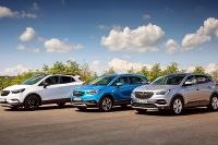 Opel s rodinou SUV modelov X