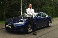 Róbert Mistrík a Tesla