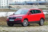Škoda Karoq 1,5 TSI Style