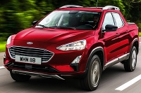 Ford Focus pikap