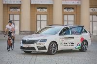 Škoda Auto oficiálny partner MS v cyklistike