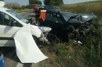 Nehoda Radošovce