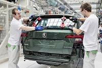Škoda Auto vyrobila milión SUV