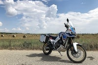 Honda CRF 1000L Africa Twin Adventure Sport\