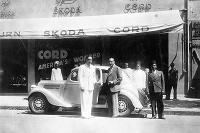 V druhej polovici 30. rokov tvorili hlavné piliere exportných úspechov značky Škoda modely Popular a Rapid. Úspech tiež zaznamenali aj v Egypte