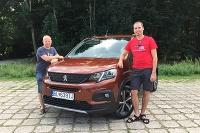 Peugeot Rifter - prvá jazda