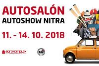 Autosalón Autoshow Nitra 2018