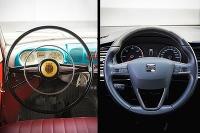 Porovnanie volantov