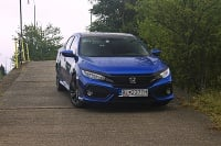Honda Civic 1,6 AT